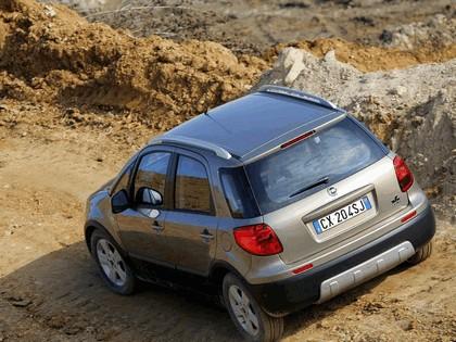2005 Fiat Sedici 23