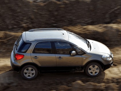 2005 Fiat Sedici 24