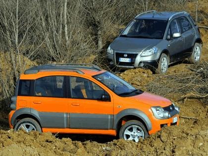 2005 Fiat Sedici 25
