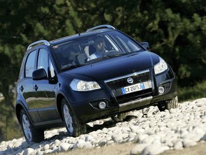 2005 Fiat Sedici 26