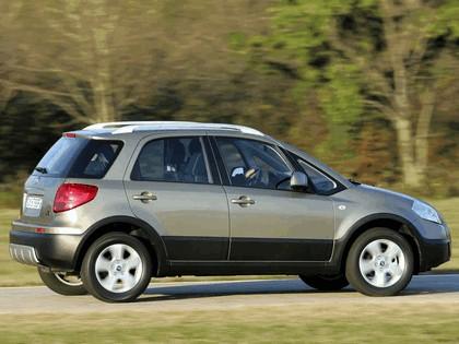 2005 Fiat Sedici 31