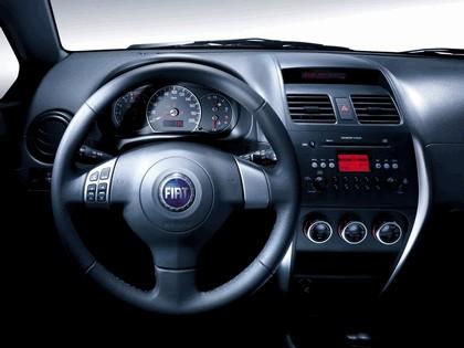 2005 Fiat Sedici 39