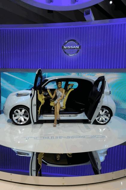 2010 Nissan Townpod concept 3