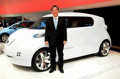 2010 Nissan Townpod concept 4