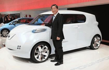 2010 Nissan Townpod concept 5