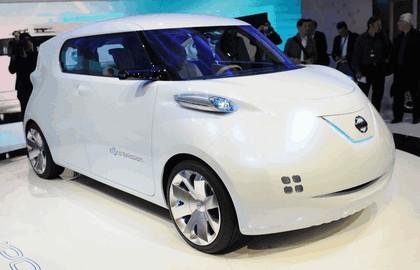 2010 Nissan Townpod concept 6