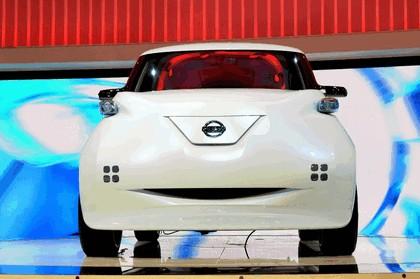 2010 Nissan Townpod concept 7
