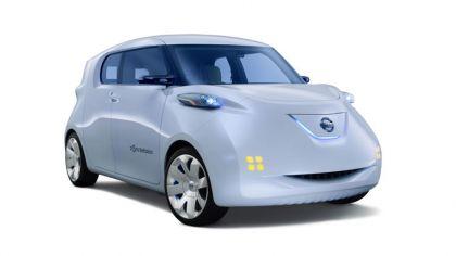 2010 Nissan Townpod concept 1