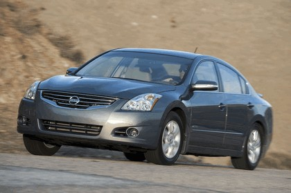 2011 Nissan Altima Hybrid 6