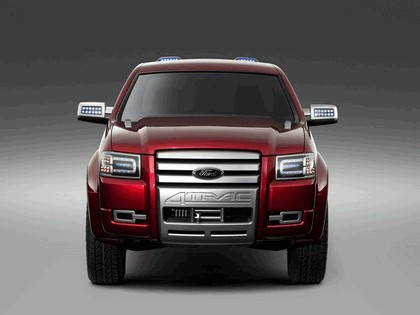 2005 Ford 4-Trac pick-up concept 1