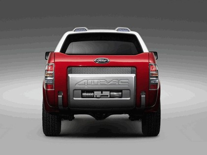 2005 Ford 4-Trac pick-up concept 3