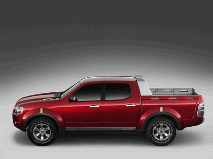 2005 Ford 4-Trac pick-up concept 4