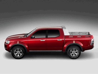 2005 Ford 4-Trac pick-up concept 5