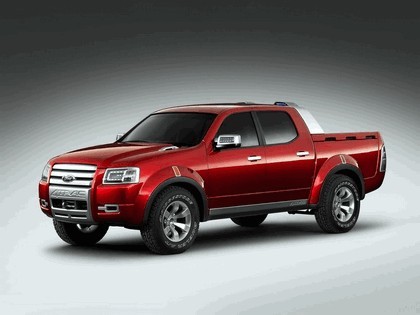 2005 Ford 4-Trac pick-up concept 6
