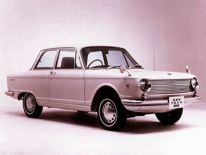 1965 Suzuki Fronte 800 Deluxe 1