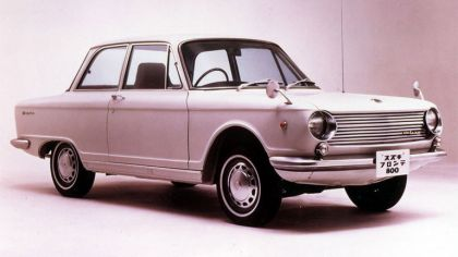 1965 Suzuki Fronte 800 Deluxe 3