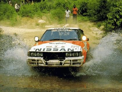 1982 Nissan 240RS Group B rally car 3