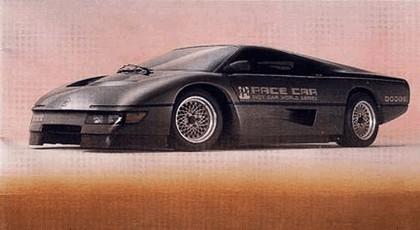 1984 Dodge M4S Turbo Interceptor 4