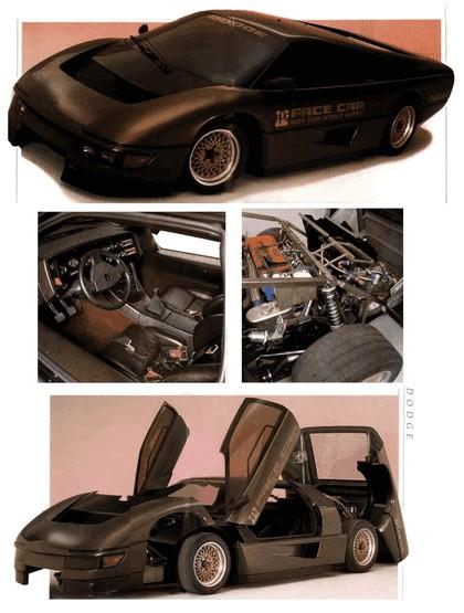 1984 Dodge M4S Turbo Interceptor 8