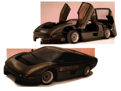 1984 Dodge M4S Turbo Interceptor 9