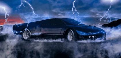 1984 Dodge M4S Turbo Interceptor 17