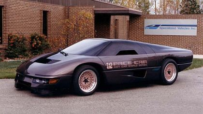 1984 Dodge M4S Turbo Interceptor 1
