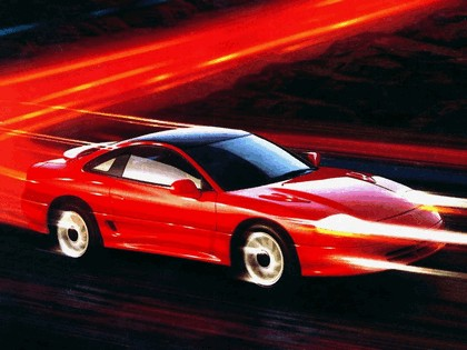 1991 Dodge Stealth 6