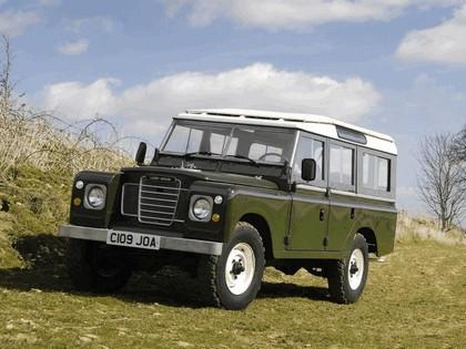1971 Land Rover Series III LWB 1