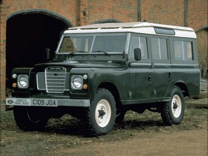 1971 Land Rover Series III LWB 2