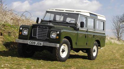 1971 Land Rover Series III LWB 6