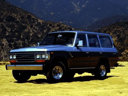 1987 Toyota Land Cruiser 60 ( FJ62 ) 2