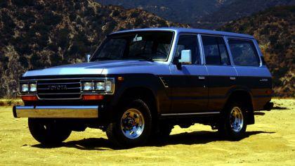1987 Toyota Land Cruiser 60 ( FJ62 ) 5
