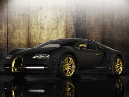 2010 Bugatti Veyron Linea Vincero dOro by Mansory 2