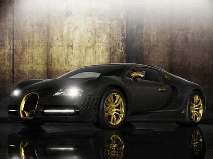 2010 Bugatti Veyron Linea Vincero dOro by Mansory 3
