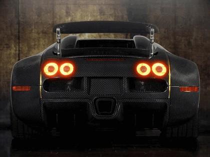 2010 Bugatti Veyron Linea Vincero dOro by Mansory 9