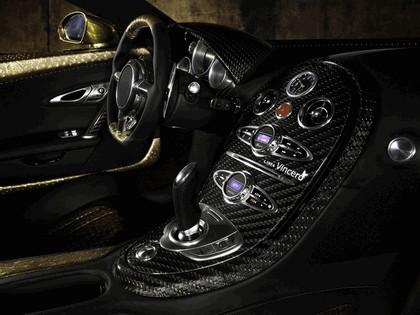2010 Bugatti Veyron Linea Vincero dOro by Mansory 11