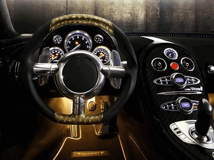 2010 Bugatti Veyron Linea Vincero dOro by Mansory 12