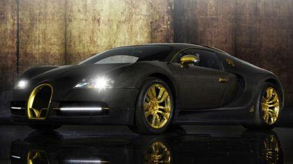 2010 Bugatti Veyron Linea Vincero dOro by Mansory 7
