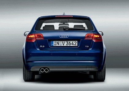 2010 Audi A3 Sportback 7