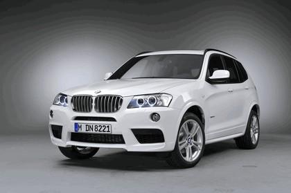2010 BMW X3 M-Sports package 1