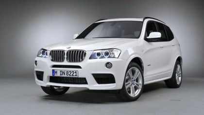 2010 BMW X3 M-Sports package 7