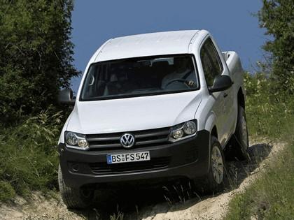 2010 Volkswagen Amarok Double Cab Trendline 2