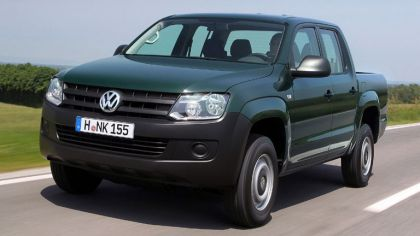 2010 Volkswagen Amarok Double Cab Trendline 9