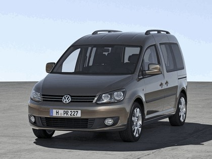 2010 Volkswagen Caddy Life 3