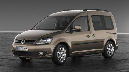 2010 Volkswagen Caddy Life 2