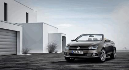 2010 Volkswagen Eos 2