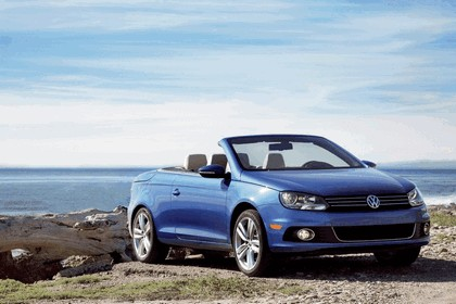 2010 Volkswagen Eos 13