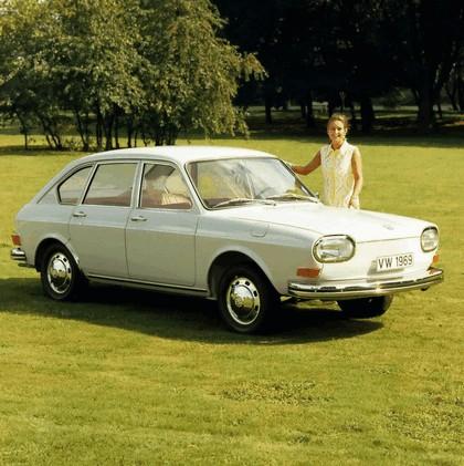 1968 Volkswagen 411 1