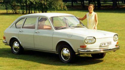 1968 Volkswagen 411 6