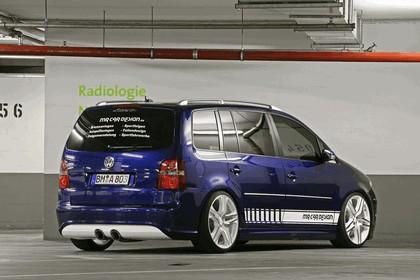 2010 Volkswagen Touran Racing by MR Car Design 3